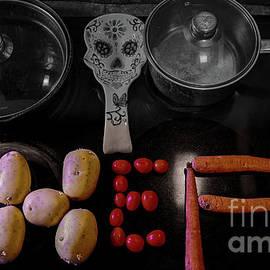 Kitchen titles by Nicole Palange