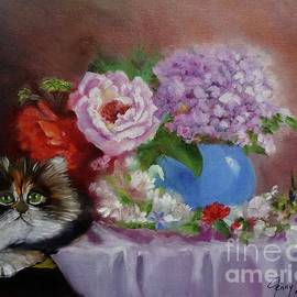 Kitty in the Pink by Jenny Lee