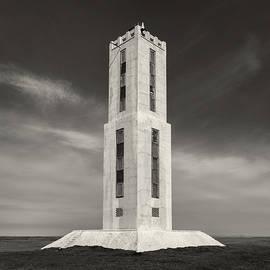 Knarraros Lighthouse by Dave Bowman