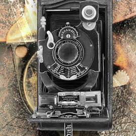 Kodak 3a Autographic Special Model B by Anthony Ellis