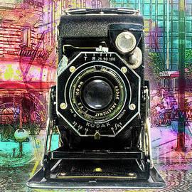 Kodak Junior Six-20 Series Ii by Anthony Ellis