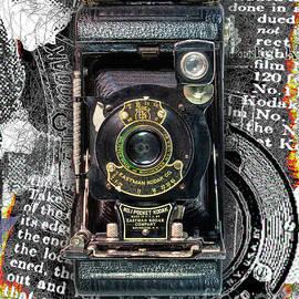 Kodak No. 1 Pocket by Anthony Ellis