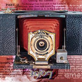 Kodak No. 2 Folding Pocket Brownie by Anthony Ellis