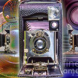 Kodak No. 3 Autographikc Folding Pocket by Anthony Ellis