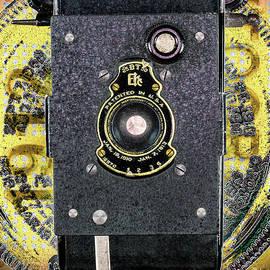 Kodak Vest Poclet 25 Tb 50 by Anthony Ellis