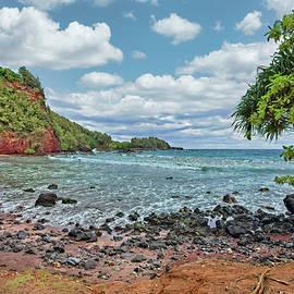 Koki Beach Maui by Marcia Colelli