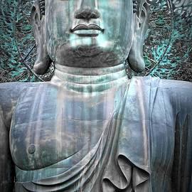 Korean Buddha by Kevin Felts