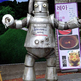 Korean Tin Man by Jean Hall