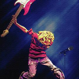 Kurt Cobain by Gunawan RB