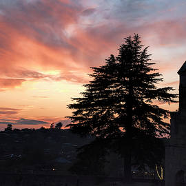 Kutaisi Sunset by Claude LeTien