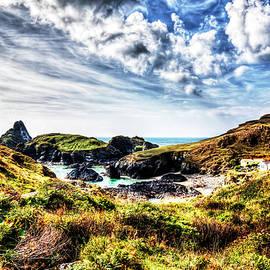 Kynance Cove, Cornwall, UK by Paul Thompson