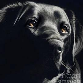 Labrador Retriever by Nehemiah Art