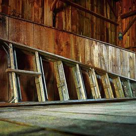 Ladder in the Loft by Nikolyn McDonald