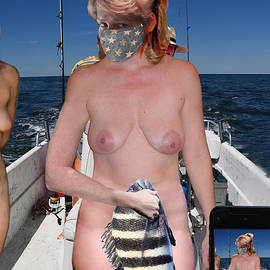 Ladies Who Fish Naked in 2020 by Broken Soldier
