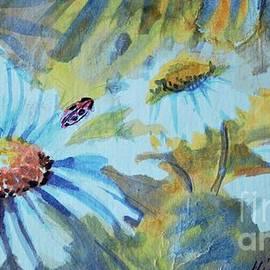Lady Bug Daisy by Mindy Newman