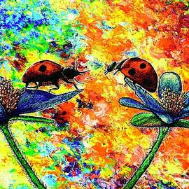 Lady Bugs by Viktor Lazarev
