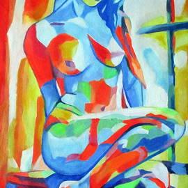 Lady By The Window by Helena Wierzbicki