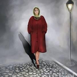 Lady In The Fog by Ana Borras