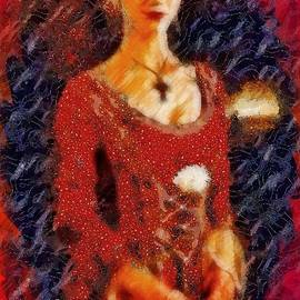 Lady Klimt by Mario Carini