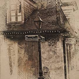 Lafitte's On Bourbon And St. Philip by Toni Abdnour