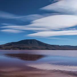 Laguna Colorada by Helen Filatova