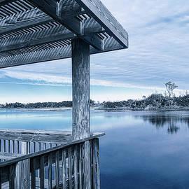 Lake Blues by Portia Olaughlin