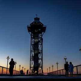Lake Erie Bicentennial Tower by Michael Hills