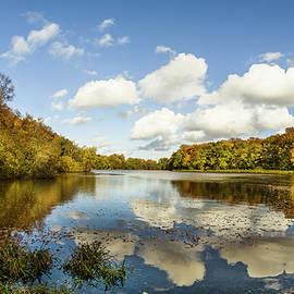 Lake by Joerg Schwanke