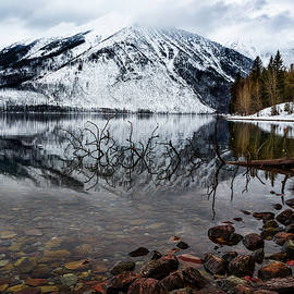 Lake McDonald by Wes and Dotty Weber