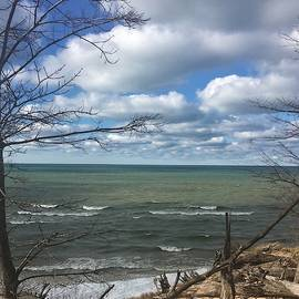 Lake Michigan Horizon 2 - Color by Lisa Thorne