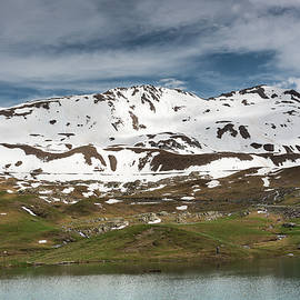 Lake of the Eissaupres - 2 by Paul MAURICE