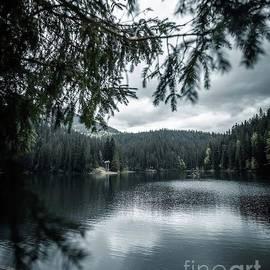Lake Synevir by Julia Bernardes