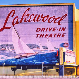 Lakewood Drive-In Theatre by Dominic Piperata