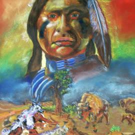 Lakota Sioux by Garland Oldham
