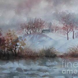 Landscape by Elena Oleniuc
