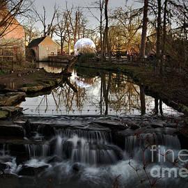 Landscape in Belgium by Camelia C