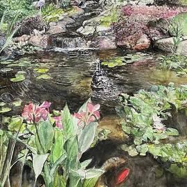 Langella Pond by Jamie Derr