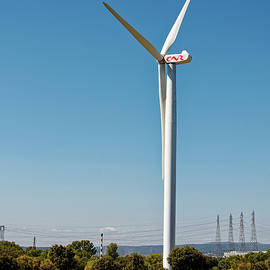 Large Turbine by Sally Weigand