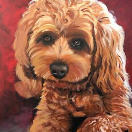 Larry's Dog by Robert Korhonen