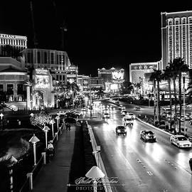 Las Vegas Street by Fineart Paintings
