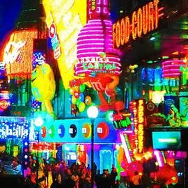 Las Vegas Strip at night by Tatiana Travelways