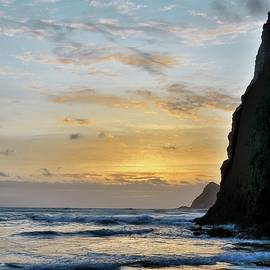 Last Light - Oceanside - Oregon by Beautiful Oregon