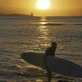 Last Light Surf How We Play Gallery by Heidi Fickinger
