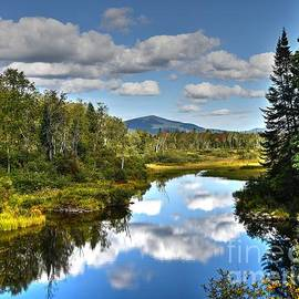 Late Summer Day in the White Mountains by Steve Brown