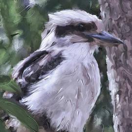 Laughing Kookaburra by Pauline Black