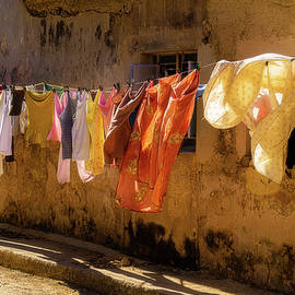 Laundry day by Chris Lord