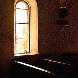Laurel Hill Chapel  by Ali Bailey