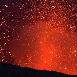 Lava Confetti by Heidi Fickinger