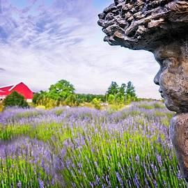 Lavender Spirit by LuAnn Griffin