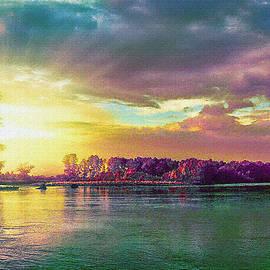 Lavender Sunset by Michele Avanti